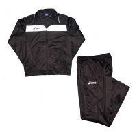 ASICS Sportanzug Morus XL weiß/schwarz
