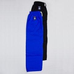 Blitz Student Judo-Hose aus Baumwolle, Schwarz, 190 cm, Blau blau 4 - 170 cm,