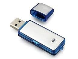 Galaxy star Electronics Spy 8Gb Usb Pen Drive Voice Recorder With 25 Hours Recording Memory: