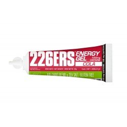 226ERS Energy Gel BIO 20 x 25g Cola 100mg Cafeína