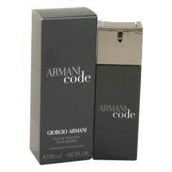 Giorgio Armani Armani Code Eau De Toilette Spray By Giorgio Armani 0. 67 oz Eau De Toilette Spray