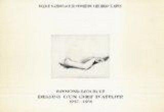 Raymond Legueult : dessins d'un chef d'atelier 1952-1968 par Raymond-Jean Legueult (Broché)