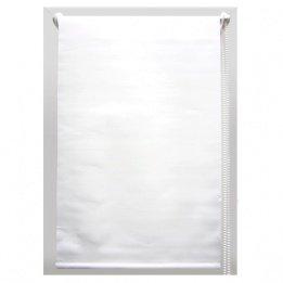 Store enrouleur occultant (45 x H180 cm) Blanc