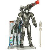 Preisvergleich Produktbild Iron Man 2 10cm Movie Series Figur - War Machine [UK Import]
