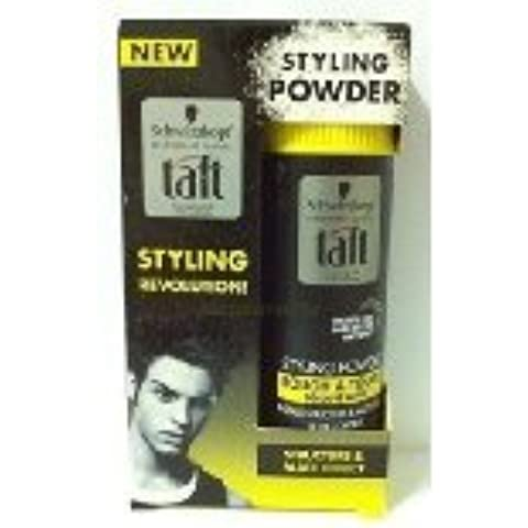 Nero testa taffetà Full on Rough & Tough Hair Styling Powder 10 G. Amazing of Thailandia