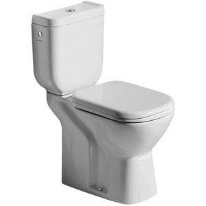 Keramag WC-Sitz Eurotrend, Edelstahlscharniere Manhattan, 573430010