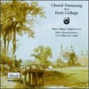 Choral Evensong From Eton College by Eton College Chapel Choir (1997-11-18)