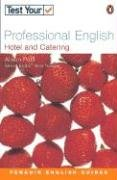 Test Your Professional English NE Hotel and Catering (Penguin English)