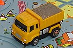 Battery Operated 16 Piece Construction Vehicle Puzzle Set