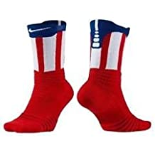 Nike hombres `S Dri FIT Elite Baloncesto Calcetines