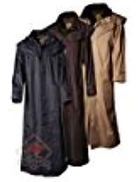 Black Roo « Stockman Coat » Manteau Différentes tailles disponibles