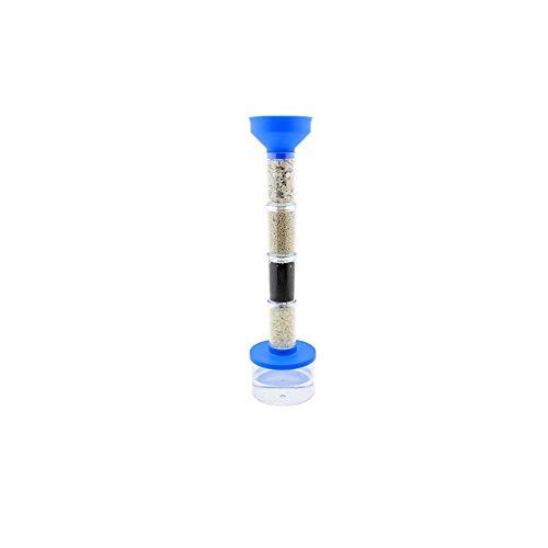 nte Kits Kinder Wissenschaft Toy Green Science DIY Abwasserfilterreinigungssystem Educational Kinder Spielzeug ()