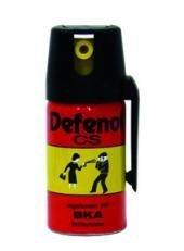 40 ml Defenol-CS Pfefferspray Verteidungungsspray, zur Verteidiung gegen Tier und Menschen, mit BKA (Security Kostüm Kind Guard)