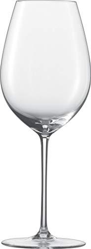 Zwiesel 1872 Enoteca 2-teiliges Rioja Set Rotweinglas, Glas, transparent 27 x 22 x 11 cm,