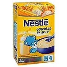 Papilla Líquida Cereales Sin Gluten Nestlé 600gr ...