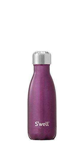 Swell vacío Aislado Botella de Agua de Acero Inoxidable, Doble Pared, 17oz,...