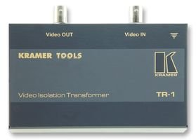 Video Isolation Transformer (VIDEO ISOLATION TRANSFORMER TR-1 By KRAMER)