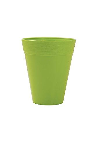 IDeL Dante Vase, Vert Citron, 13 x 13 x 15,5 cm