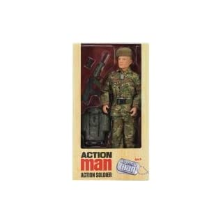 Action Man - DELUX ACTION SOLDIER - New Limited Edition Figure with Accessories, Celebrating Three of the Most Popular Figures of all Time!!