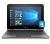 HP Pavilion x360 - 11-u068tu Laptop (Core PQC-N3710/4 GB/500 GB/Win 10)