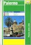 Palermo Town Plan por Litografia Artistica Cartografica (LAC)