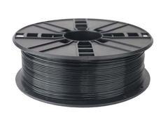 Technologyoutlet Hochwertiges PLA-Filament für 3D-Drucker, geeignet für Creality,Flashforge, MakerBot, RepRap, MakerGear, Ultimaker, etc, 1,75 mm, 1 kg, Schwarz
