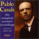 Pablo casals, violoncelle