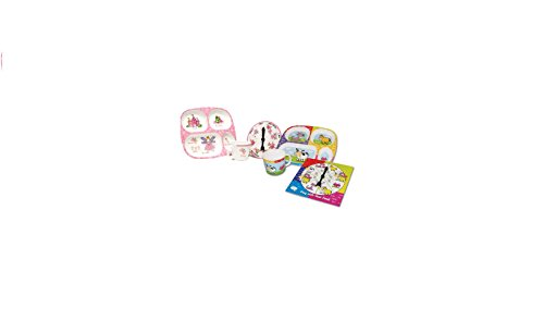 play-with-your-food-princess-and-animals-double-eating-set-by-overstock