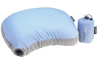 Cocoon Air-Core Hood/Camp Pillow ultralight - light blue