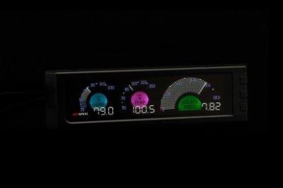 Apexi 409AA003DIN3Meter (vfd-led Display) Apexi-boost-meter