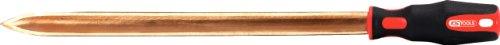 KS Tools 967.8101 Bronze Plus Dreikant-Schaber, 18 mm