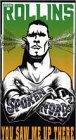 Preisvergleich Produktbild Henry Rollins - You saw me up there [VHS]
