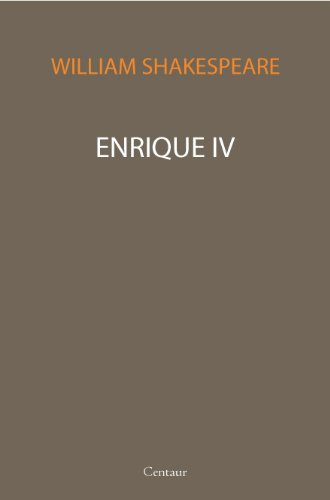 Enrique IV [con índice] por William Shakespeare