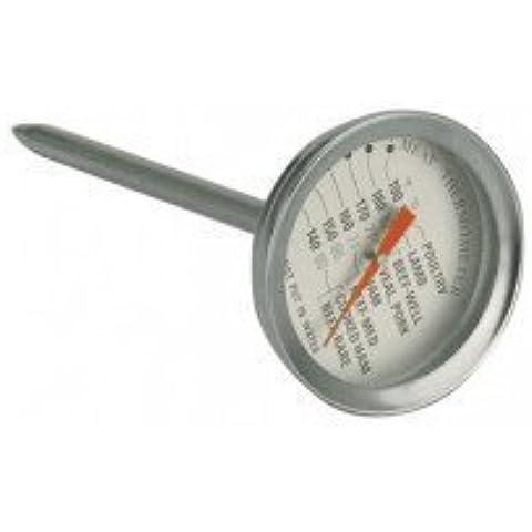 """Carne di qualità commerciale, 5,08 cm (2"""")-Termometro con quadrante per arrostire sicuro e sano."""