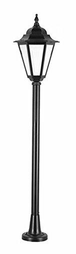 LISB341.L13-NERO - LAMPADA ILLUMINAZIONE PER INTERNI ESTERNO LANTERNA LAMPIONE GIARDINO - PRODOTTO IN ITALIA DA VALASTRO LIGHTING