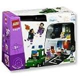LEGO 3616 - Explore - Comisaría en la mochila (17 piezas)