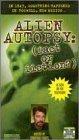Preisvergleich Produktbild Alien Autopsy: (Fact or Fiction) [VHS]