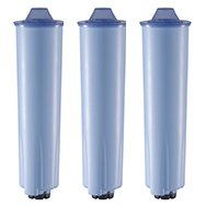 3 steckbare blaue Kartuschen passend für Jura® Kaffeemaschinen mit ENA Claris blue Patrone