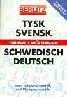 Berlitz Tysk- Svensk/Schwedisch- Deutsch. Wörterbuch. Mit Minigrammatik