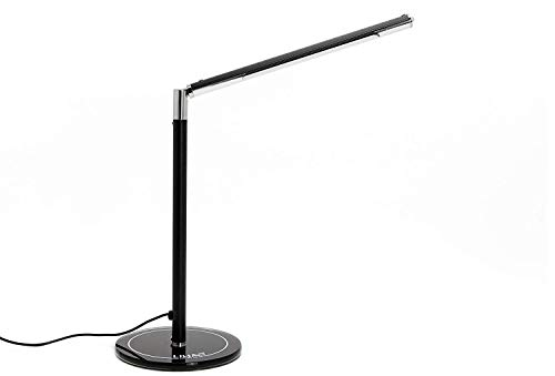 LIHAO 24 LED Lámpara de Escritorio Lámpara Mesa Led Regulable (4.5 ...