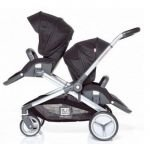 Red Castle Geschwister-Kinderwagen Evolutwin