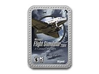 Microsoft Flight Simulator 2004: A Century of Flight - Ensemble complet - 1 utilisateur - PC - CD - Win