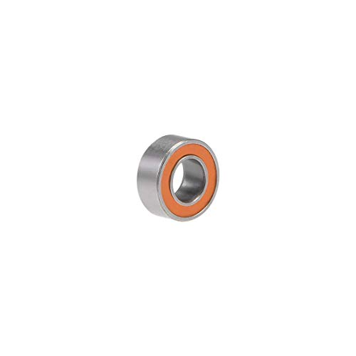 ZCHXD SMR63C-2OS Hybrid Ceramic Ball Bearing 3x6x2.5mm ABEC-7 Stainless Steel Bearings -