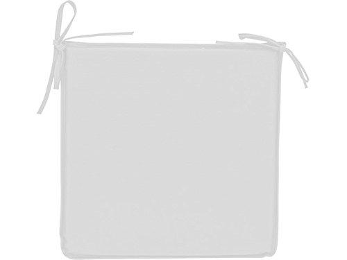 Koopman International Bv. Coussin Blanc de extérieur 40 cmhz1009770