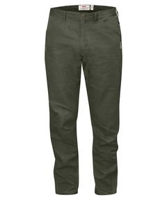 Fjällräven Herren High Coast Trouser Lange Hose, Mountain Grey, 54