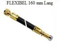 Ventilverlängerungen Typ Michelin, beweglich, LKW, BUS 160 mm
