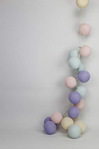 Cotton Ball Lights 716855432179