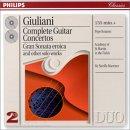 Complete Guitar Concertos;Gran Sonata