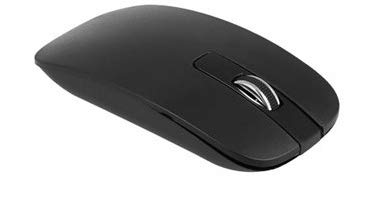 VBTEK Wireless Mouse for Windows and Mac (Black)