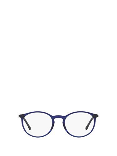 Chanel Damen Ch3372503 Blau Acetat Brille